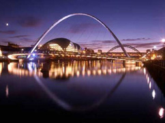The River Tyne, Newcastle